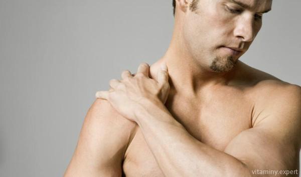Достаточный уровень витамина Д способствует наращиванию мышечной массы