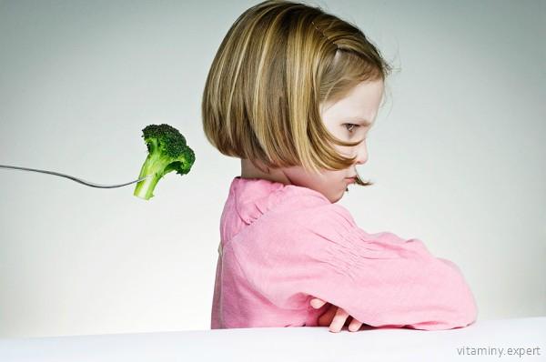Если дети не употребляют достаточно пищи, богатой витамином В9, их организм будет страдать от нехватки фолиевой кислоты