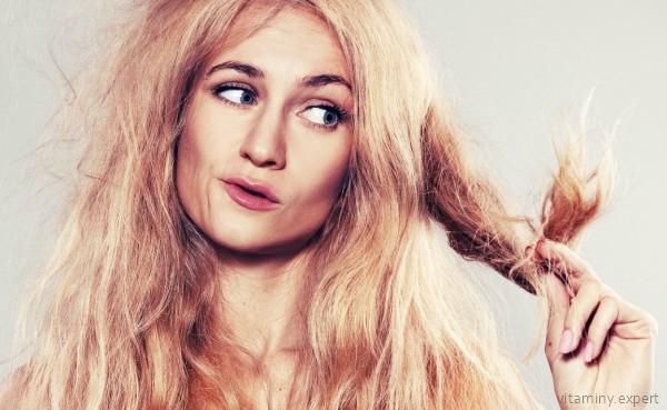 Недостаток витамина Д негативно сказывается на волосах