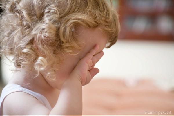 Передозировка витамина Е опасна для детей