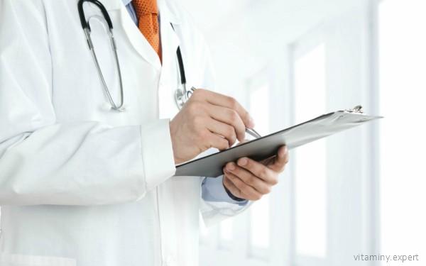 При приеме витамина Е нужно учитывать инструкцию по применению и рекомендации врача