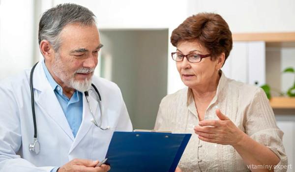 В случае гипо- или гипервитаминоза витамина PP доктор назначит лечение
