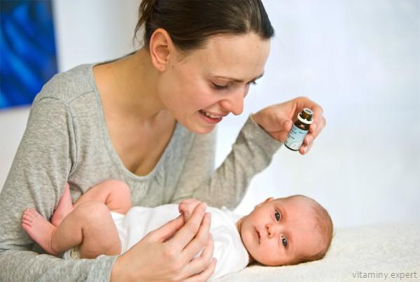 Витамин Д для детей до года показан к приему ежедневное