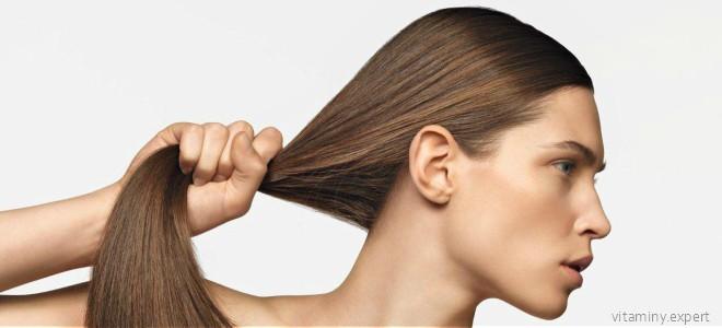 Жидкие витамины для волос в ампулах: применение