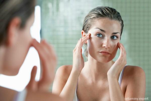 Витамин Е важен для кожи