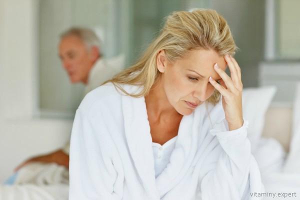 Женщинам в период менопауз показана повышенная доза витамина Д