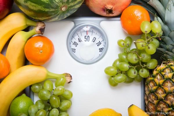 Аскорбиновая кислота способствует похудению