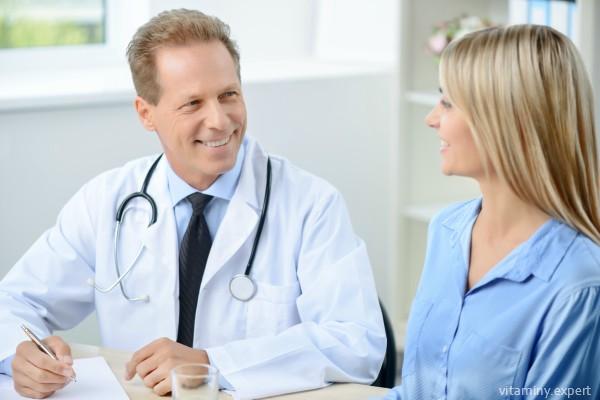 Целесообразность дополнительного приема витамина Е должен определять доктор