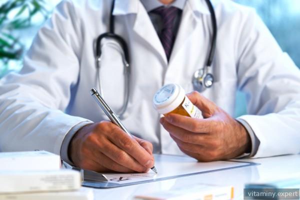 Доктор назначает оротовую кислоту