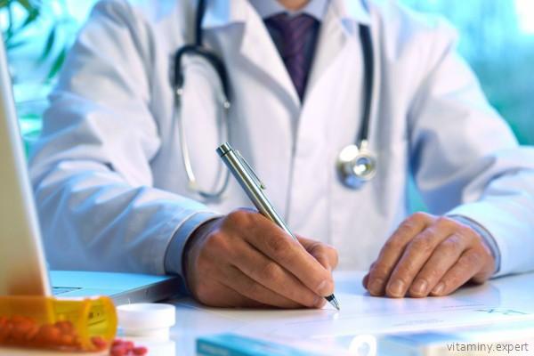 Необходимую дозировку витамина Д назначит врач