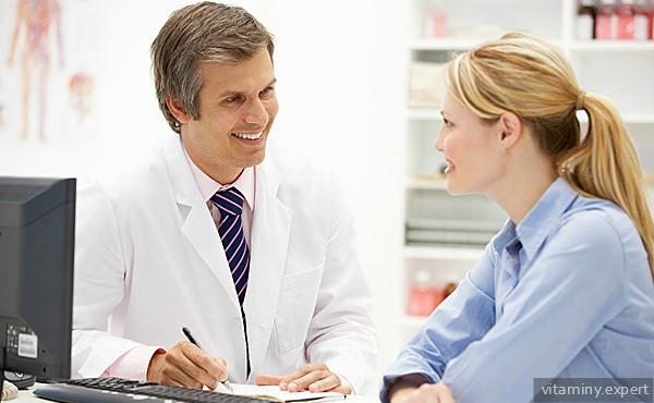 Перед применением липоевой кислоты нужно проконсультироваться с врачом
