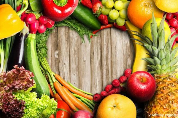 При симптомах дефицита витамина С нужно пересмотреть рацион