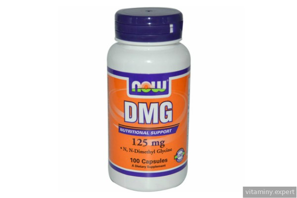 Таблетки диметилглицина