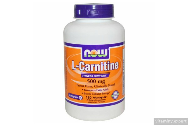 Таблетки карнитина