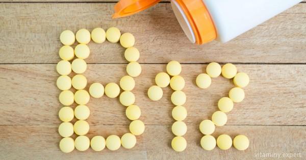 Витамин B12 важен не только для волос
