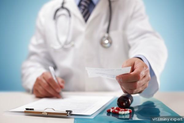 Назначать препараты липоевой кислоты должен специалист