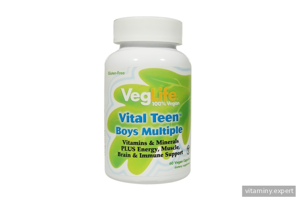 VegLife Vital Teen Boys Multiple