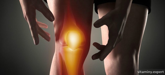 Витаминно минеральные комплексы для суставов