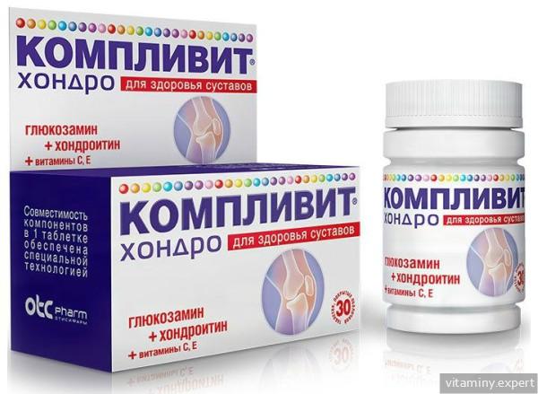 Изображение - Витамины для хрящей и суставов людям komplivit_hondro-1