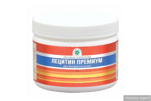 Премиум Лецитин Витамакс