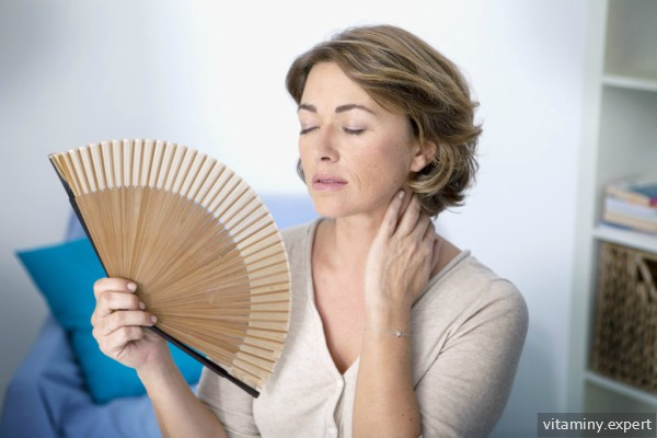 Проявление менопаузы