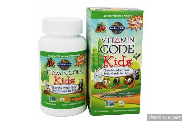 Vitamin Code Kids