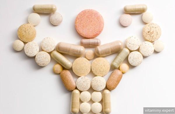 Витамины для энергии