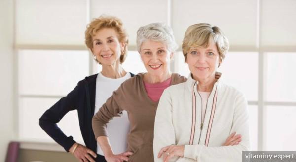 Женщины после 45