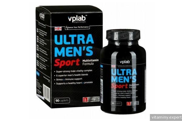 Банка витаминов для спортсменов