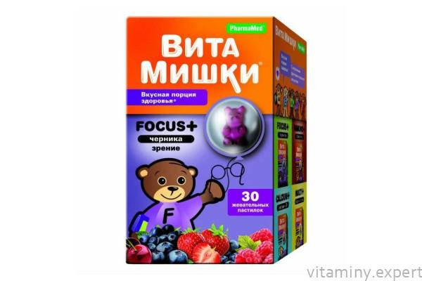 ВитаМишки Фокус