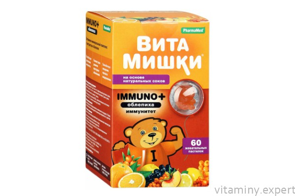 ВитаМишки Иммуно