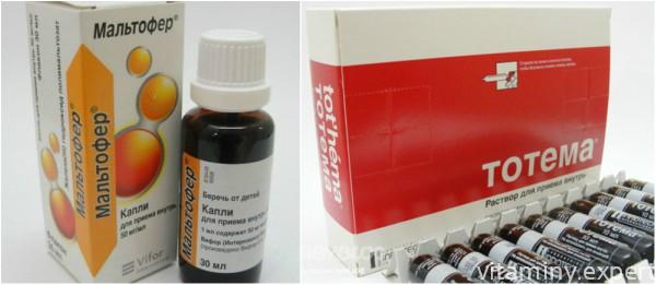 Препараты при анемии витамины thumbnail