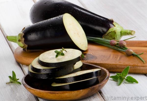 Нарезанный овощ
