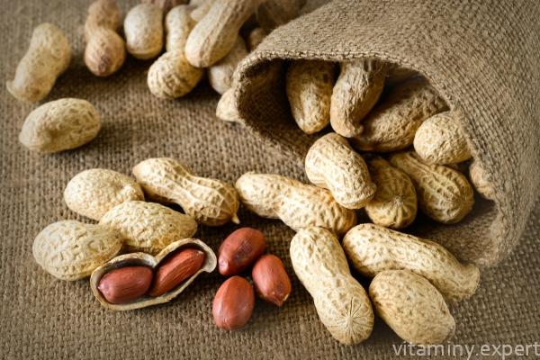 Орешки в мешке