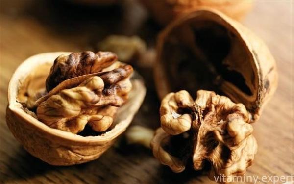 Расколотый орех