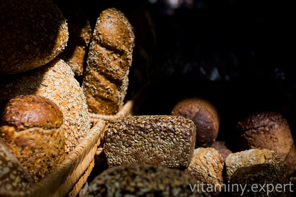 Сорта хлеба