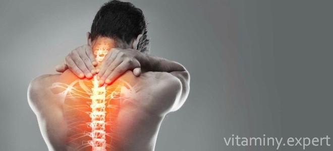 Витамин в12 при остеохондрозе