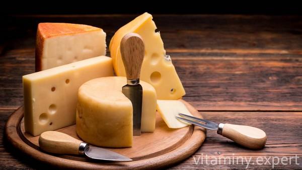 Резка сыра