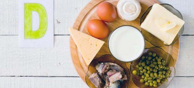 Миниатюра к статье В каких продуктах содержится витамин Д?