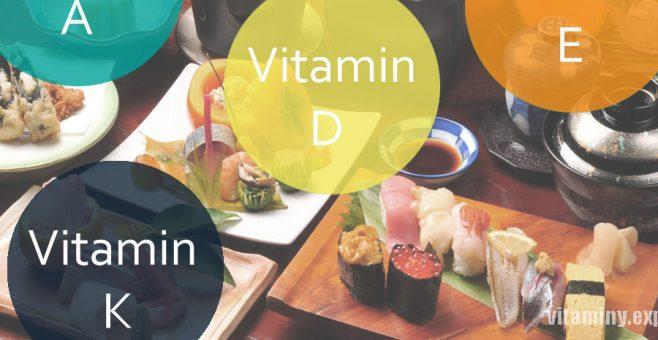 Миниатюра к статье Жирорастворимые витамины— какие они?