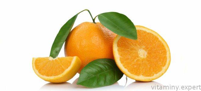 Миниатюра к статье Какие витамины содержатся в апельсине?