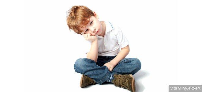 Миниатюра к статье Выявляем и лечим авитаминоз у ребенка