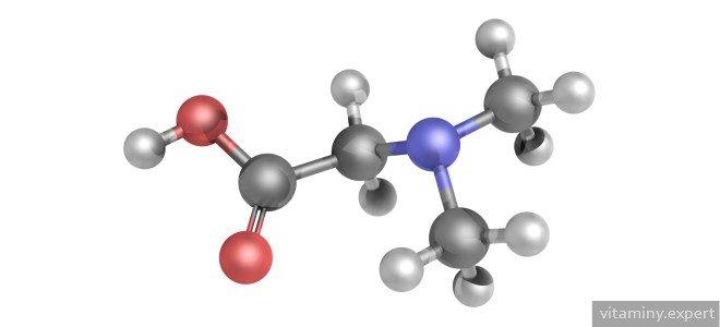 Миниатюра к статье Диметилглицин, или витамин B16