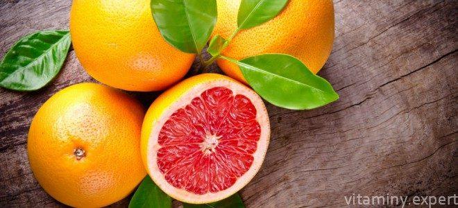 Миниатюра к статье Витамины и минералы, которые содержит грейпфрут