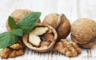 Миниатюра к статье Состав витаминов и минералов в грецких орехах