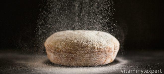 Миниатюра к статье Витаминный состав хлеба, его польза и вред
