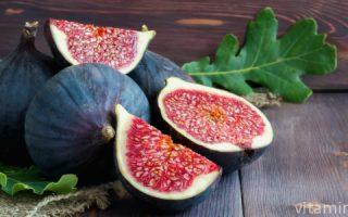 Миниатюра к статье Какие витамины и минералы содержатся в инжире