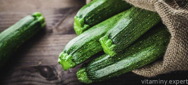 Миниатюра к статье Благодаря каким витаминам и минералам полезны кабачки?