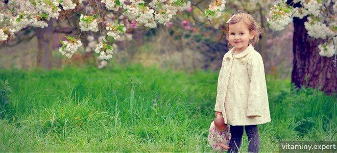 Миниатюра к статье Как предотвратить весенний авитаминоз у детей? Все в руках родителей