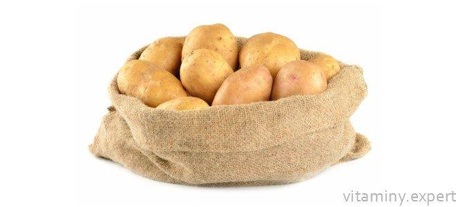 Миниатюра к статье Какие витамины скрывает картошка?